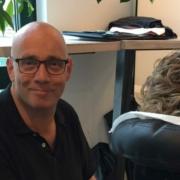 flexor kampen stoelmassage massage magnesium bedrijfsmassage